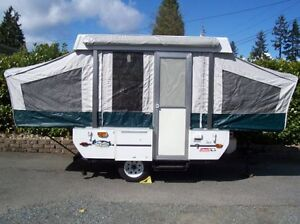 FAMILY LOOKING FOR TENT TRAILER