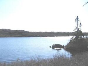 Waterfront Lot For Sale-Big Lake In Famous Peggy's Cove Region!