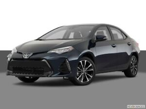 2018 Toyota Corolla lease takeover