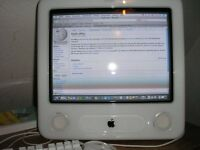eMac running perfectly