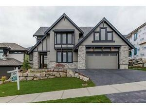 BRAND NEW 2 Storey 4 bed/3 bath home located on Eagle Mtn.