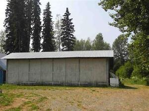 9 Acres with Huge shop and nice home for under $250,000! Prince George British Columbia image 5
