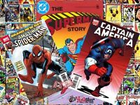 COMIC'S OR OTHER COLLECTORS BOOKS WANTED