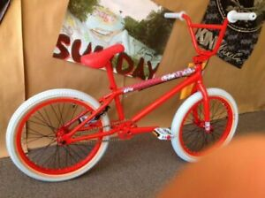Looking for Sunday BMX - Preferably Aaron Ross Pro