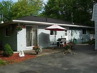 house and lake lot in Enfield. Lot on Grand Lake