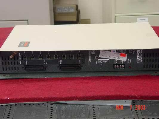 824X COMDIAL EXECUTECH 8 LINE 24 STATION PHONE SYSTEM