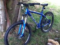 Carrera centos 13 mountain bike mint condition