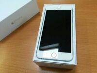 iPhone 6 Plus 2 months old as new boxed silver and white swaps
