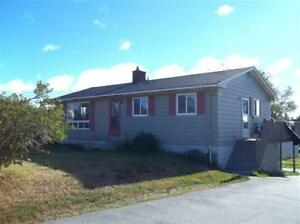 Just listed 4 bedroom bungalow close to town of Yarmouth