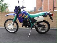 Kawasaki kmx 125 and 200 parts available breaking spares