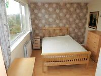 1 BEDROOM FIRST FLOOR APARTMENT WITH STUDY
