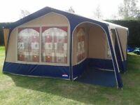 Cabanon Atlantis trailer tent