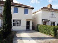 Newly Refurbished Two Bedroom House with Private Garden - Available Now