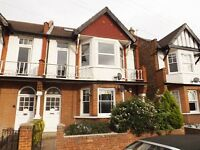 LARGE 3 BEDROOM FLAT WITH OWN GARDEN, AVAILABLE NOW