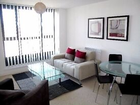 OPPOSITE CANNING TOWN JUBILEE AND DLR STATION luxury third floor one double bedroom, furnished - KJ