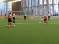 SOCCER LEAGUE EVERY TUESDAY (MARDIS) NIGHTS FROM 7PM to 10PM
