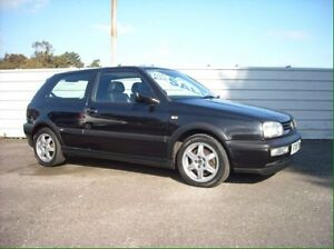 VW golf 1997 2.0 L  2 door hatch back