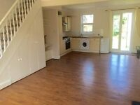Two Bedroom House in Sought After Location with a Private Garden -AVAILABLE NOW!
