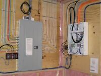 Electrical work for cash