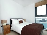 DOUBLE BEDROOM AVAILABLE IN NEW BUILD SAIL COURT RIVER VIEWS EAST INDIA MINS TO CANARY WHARF