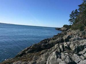 450 ft oceanfront land by 2 beaches and the Yarmouth Lighthouse