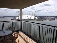 - A 10th floor 2bedroom, 2bathroom, unfurnished, property , stunning dual aspect river views, E14 !!