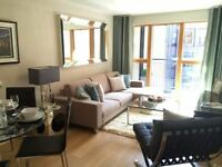 VACANT LUXURY FURNISHED 2 BEDROOM 2 BATH APARTMENT IN BARBICAN MOORGATE ST PAULS THE CITY LONDON