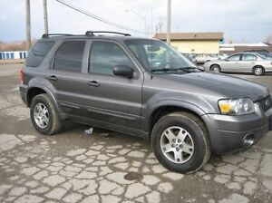 2005 Ford Escape as is