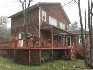 Lake front home close to Star'rs Road Yarmouth newly listed