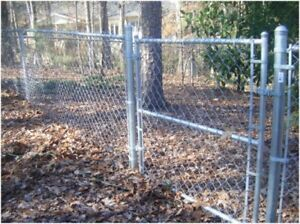 Wire Fence chain linked fence