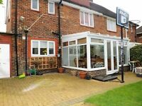 Four Bedroom Semi-Detached Property - Private Parking & Private Garden