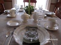 Mikados French Countryside dishes