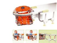 Chicco 360 hook-on high chair seat baby feeding weaning