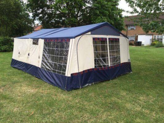 Conway Canterbury DL Trailer Tent & Conway Canterbury DL Trailer Tent | in Morpeth Northumberland ...