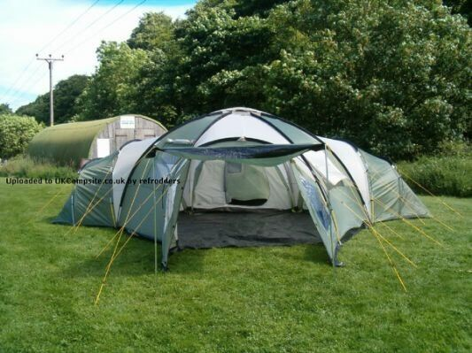 8-12 man dome tent in blue & 8-12 man dome tent in blue | in Broxtowe Nottinghamshire | Gumtree