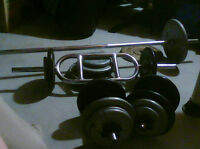 Selling fitness equipment and heavy bag