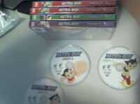 Astro Boy DVD's(some still sealed)