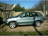 BMW X5 3.0i Immaculate condition