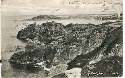 Carthew, St. Ives, Cornwall, United Kingdom - mailed 1913
