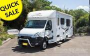 U3479 Winnebago Esperance, Automatic Iveco, SUPERB Value Penrith Penrith Area Preview