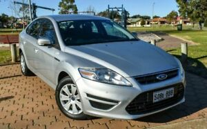 2014 Ford Mondeo MC LX Silver 6 Speed Sports Automatic Hatchback Ingle Farm Salisbury Area Preview