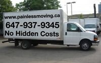 Apartment, Condo, House, Office Movers/Delivery 647-937-9345