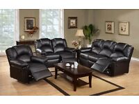 Casana Leather Suite