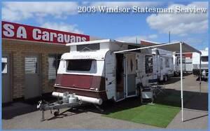 2003 Windsor Statesman Seaview Hampstead Gardens Port Adelaide Area Preview
