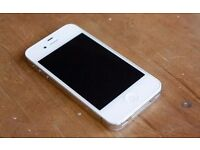 ***Apple Iphone 4, Mint Condition***