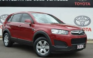2015 Holden Captiva CG MY15 7 LS Active (FWD) Red 6 Speed Automatic Wagon Warwick Southern Downs Preview