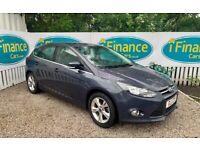 Ford Focus Zetec 105 1.6, 2011, Manual - £40 PER WEEK - CAR IS £5695