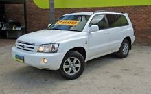 2006 Toyota Kluger MCU28R MY06 CVX White 5 Speed Automatic Wagon Upper Ferntree Gully Knox Area Preview
