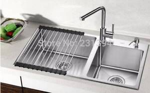 Kitchen Sink, Shower Drains, Wooden Look Tiles SALE From $59