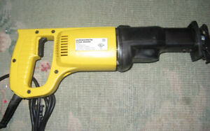 Power Fist Reciprocating Saw